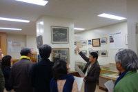 校史展示室の説明
