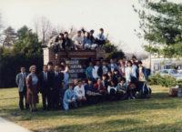 昭和63 第1回ホイットマン高校親善訪問